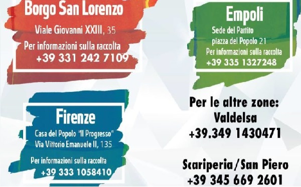 Solidarietà attiva per il sisma del Centro Italia – Aggiornamento 27 agosto