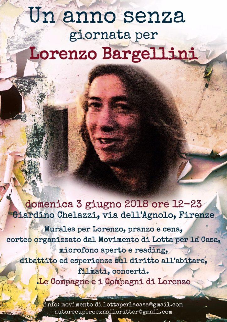 In ricordo di Lorenzo Bargellini @ GIardini Chelazzi | Firenze | Toscana | Italia