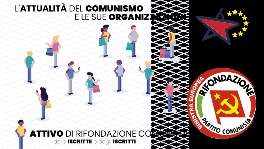 Attivo iscritte e iscritti provinciale + CPF @ Circolo Ricreativo Lippi   Firenze   Toscana   Italia